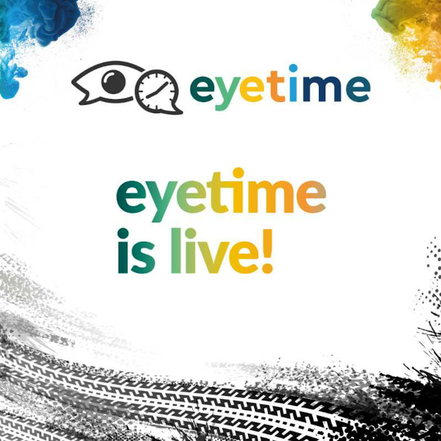 eyetime is live now - August 10, 2018