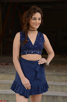 Seerat Kapoor Stunning Cute Beauty in Mini Skirt  Polka Dop Choli Top ~  Exclusive Galleries 054.jpg