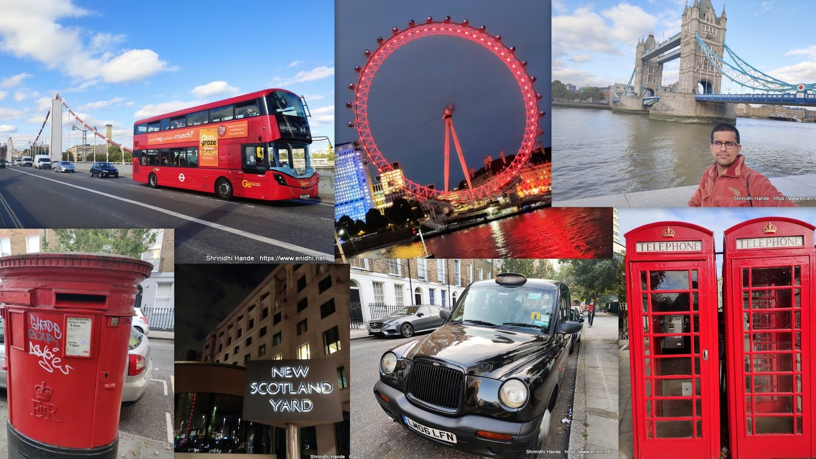 London's top 10 Iconic Symbols