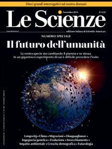 - Le Scienze - Novembre 2016