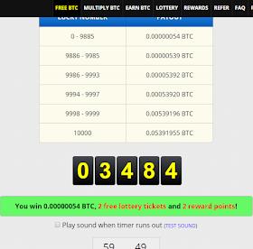 $ 1 bitcoin gratuito