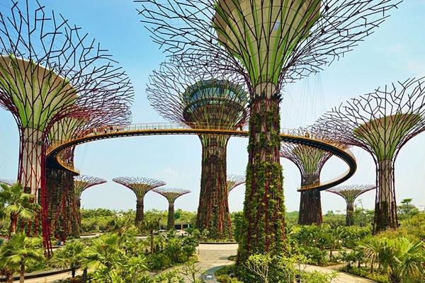 Daftar Destinasi Wisata Terbaik Singapura