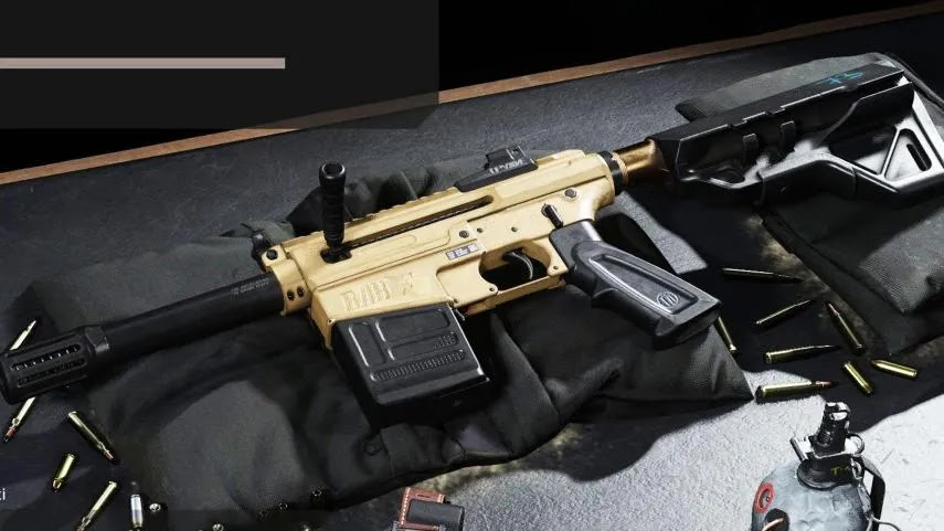 The best weapons to get kill / kill ratio in Call of Duty Warzone