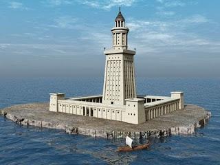 Ngọn hải đăng Alecxandria