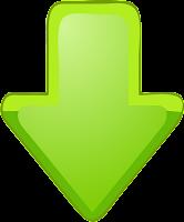seta verde apontando para baixo - Leila Chaves Planos de Saúde