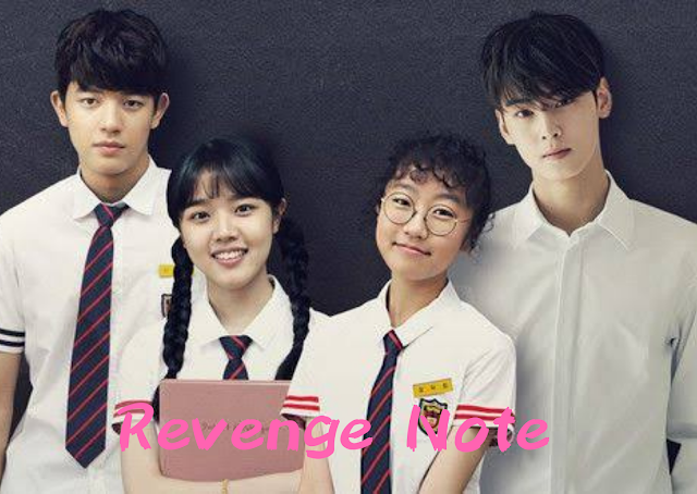 Download Drama Korea Revenge Note Batch Subtitle Indonesia