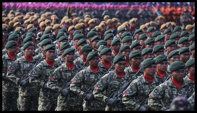 Seminar Strategi Lulus dan Masuk TNI 2019