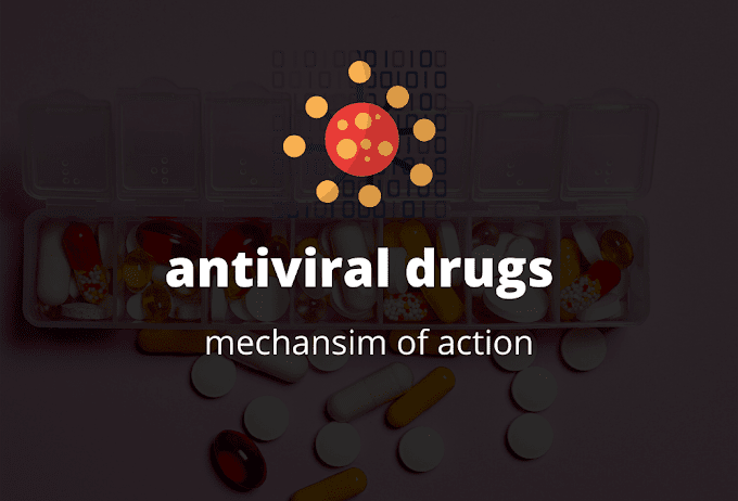 antiviral drugs mechanism of action #all drugs mao