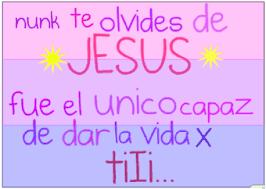 Jesús es tu mejor amigo
