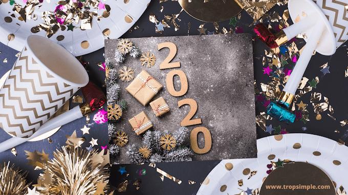 Textes de bonne année 2020