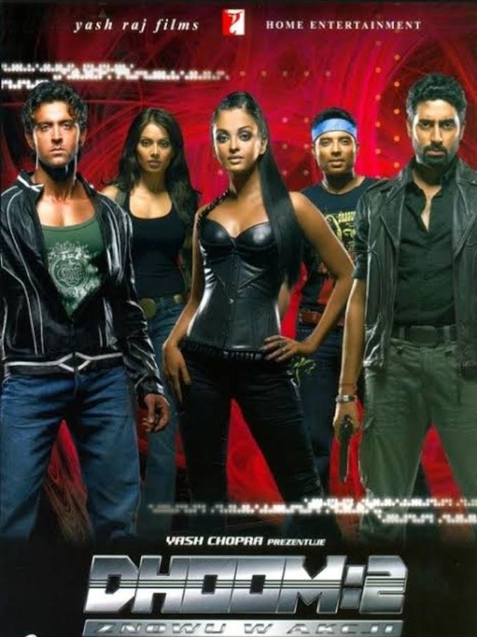 Dhoom 2 Full Movie Download 480p HD Dual Audio