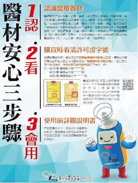 血氧機二級醫療器材 彰化縣衛生局籲網路行銷不要買