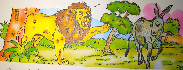Moral Story In Hindi With Picture for Kids