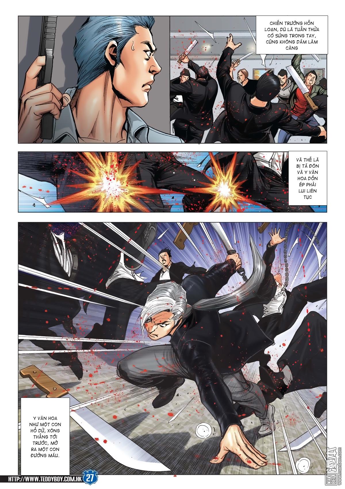 Người Trong Giang Hồ chapter 2026: khí diệm tông sư trang 26