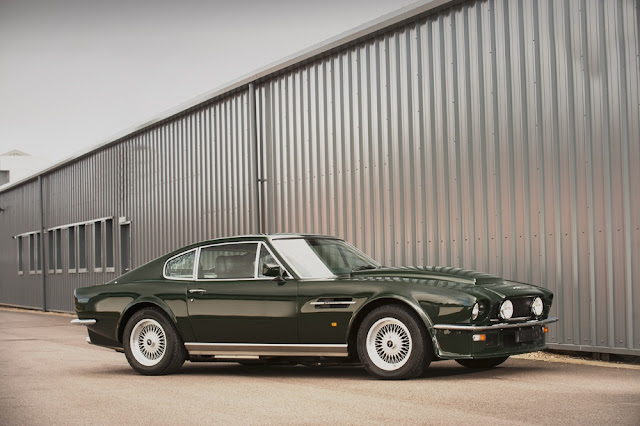 1989 Aston Martin V8 Vantage X Pack For Sale At Kidston Sa All