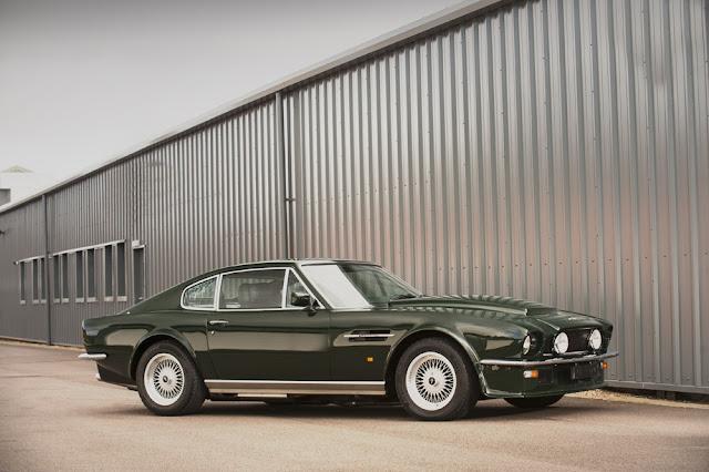 1989 Aston Martin V8 Vantage X Pack For Sale At Kidston Sa