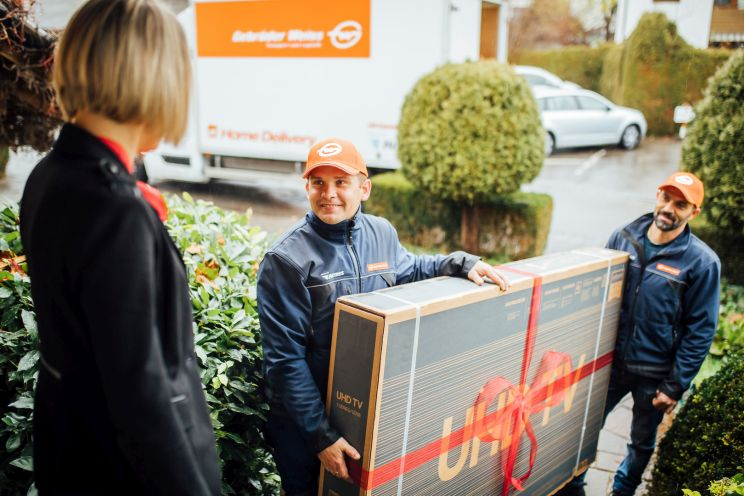 Home Delivery Gebruder Weiss