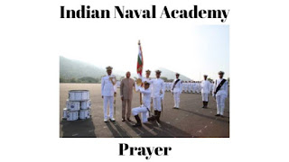 Indian Naval Academy Prayer