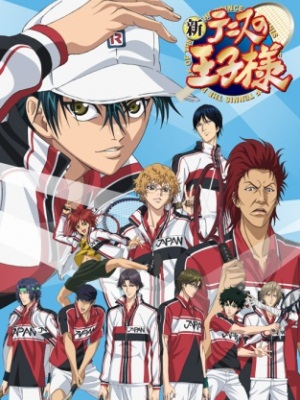 New Prince Of Tennis 13/13 [Sub Esp][MEGA]