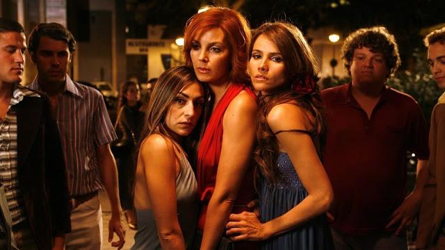Fotograma: Los años desnudos. Clasificada S (2008)