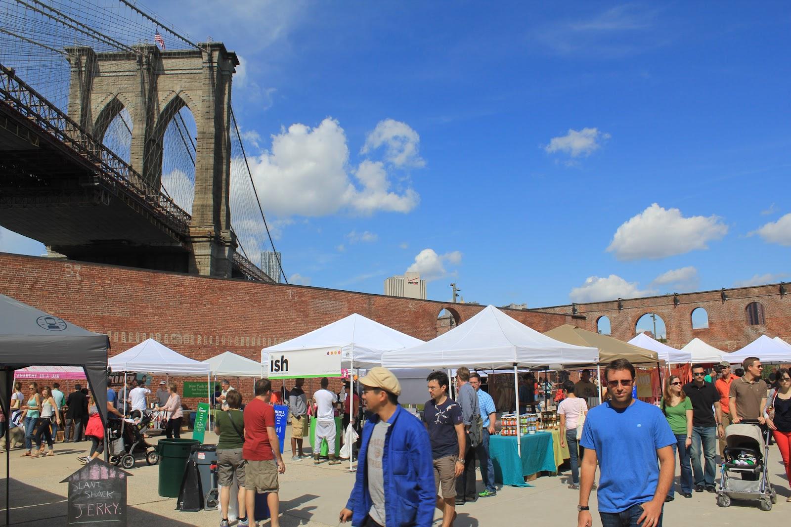 Brooklyn Food Market Williamsburg