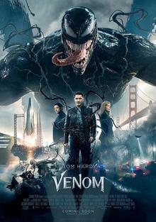 Venom Tamil 2018 Bluray