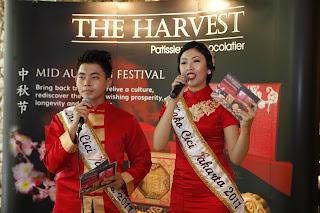 Moon Cake, Ciptakan Kebersamaan dalam Mid Autumn Festival di The Harvest