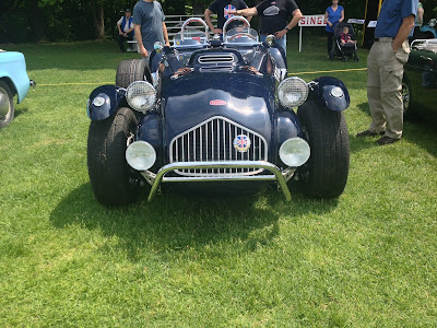 Navy Blue Allard J2 Front end