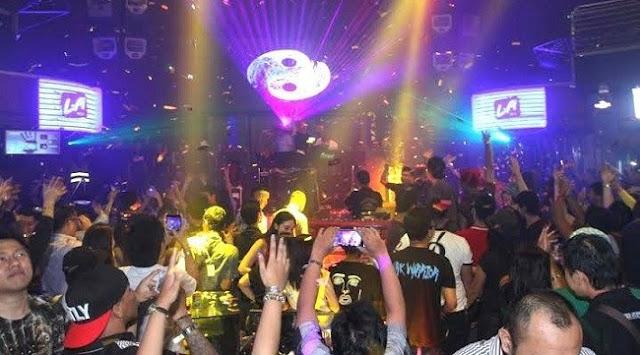 Pemprov DKI Jakarta Cabut Izin Diskotek Golden Crown