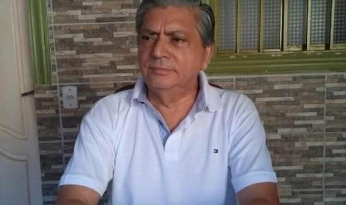ITAITUBA/PA - SEGUE BEM DELICADO O QUADRO DE SAÚDE DE DR. BOTELHO, EX-PREFEITO ITAITUBENSE