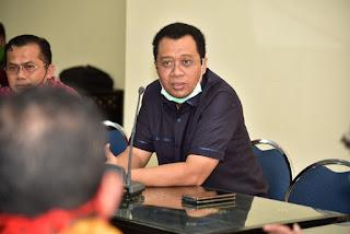 Gubernur Beri Motivasi UMKM Hadapi Pandemi COVID-19