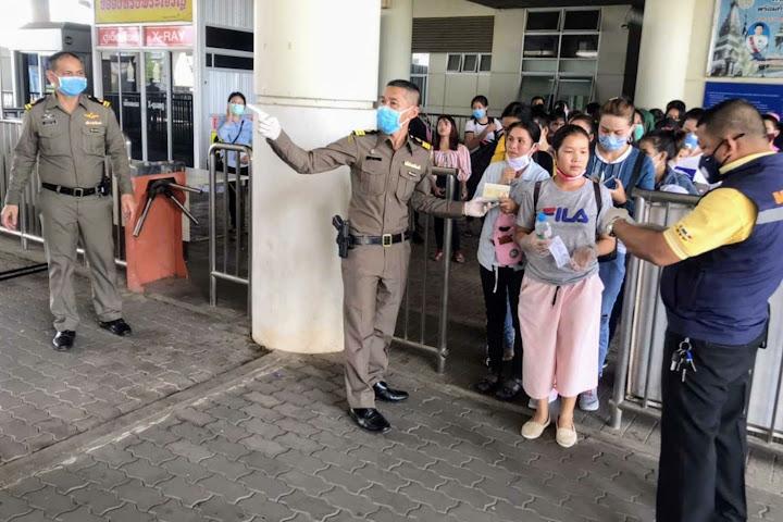 Таиланд ограничил въезд для иностранцев во время действия чрезвычайного положения