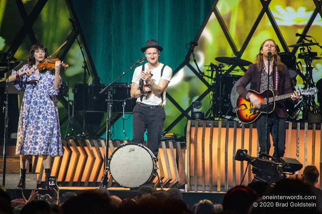 The Lumineers at Scotiabank Arenal on March 3, 2020 Photo by Brad Goldstein for One In Ten Words oneintenwords.com toronto indie alternative live music blog concert photography pictures photos