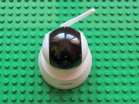 Video & Photo Gallery: Unboxing Tenvis Th661 Ip Camera With