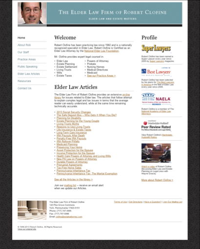 Image Elder Law Attorney in York PA