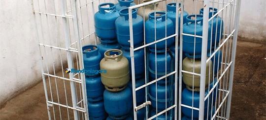 Gás de cozinha aumenta 5,9% nas distribuidoras