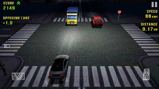 Traffic Racer Mod Apk Android