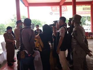 Walikota Jambi Secara Resmi Membuka Rakor Terhadap Tim Gugus Tugas Covid-19.