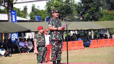 "Panglima TNI Buka ""Kejuaraan Panahan Piala Panglima TNI Open Tahun 2019"""