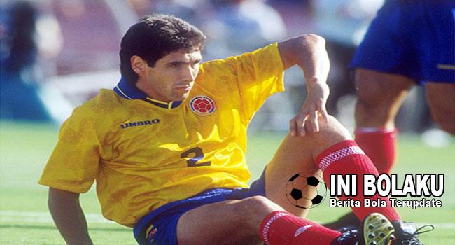 Kisah Pilu Andres Escobar Di Piala Dunia 1994