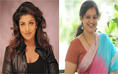 Consumer-Court-Notices-To-Tollywood-Actress-Rashi-and-Ramba-For-Ads-Andhra-Talkies