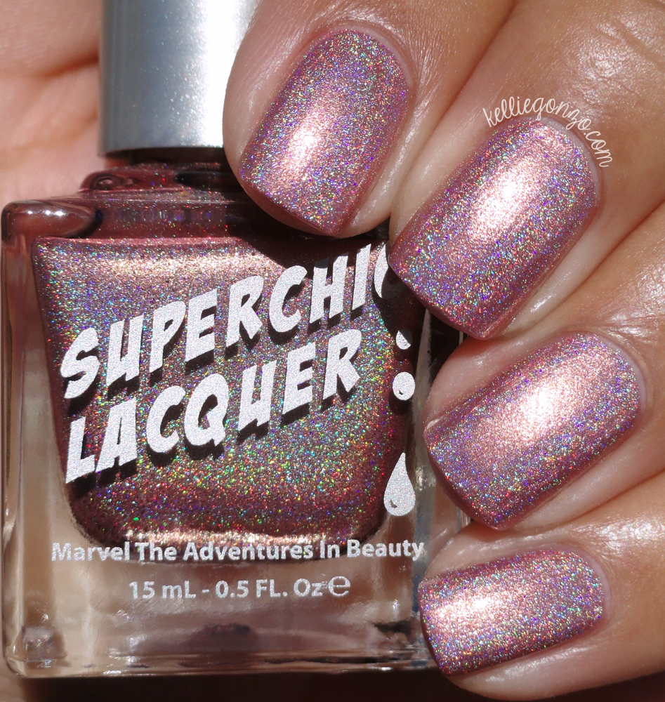 SuperChic Lacquer Rosebuddy