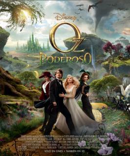 Oz El Poderoso – DVDRIP LATINO