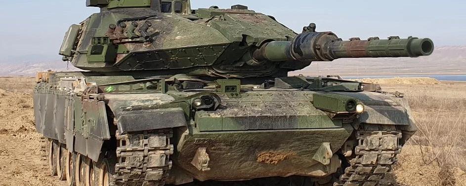 Туреччина зменшує залежність танків від імпортних технологій