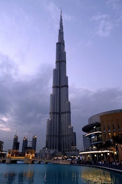 Dubai-Burj Khalifa-grattacielo-ingegneria