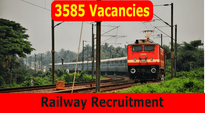 Southern Railway Recruitment Apprentices Posts