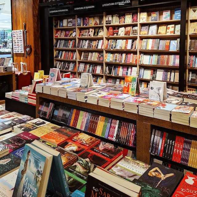 compra de livros