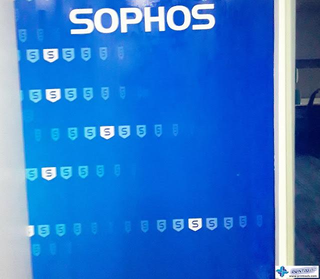 Wall Vinyl Sticker - Sophos