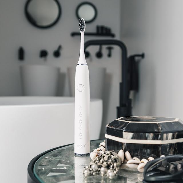 Boombrush TOOT sonische tandenborstel kortingscode