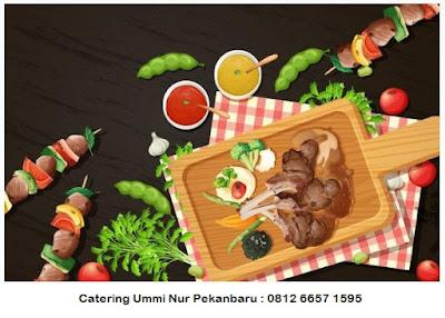Catering Pekanbaru: Catering Rumahan Ummi Nur Didekat UIN Suska dan UNRI Panam